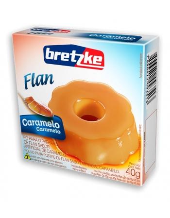 FLAN BRETZKE CARAMELO 40G