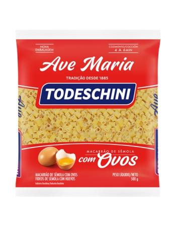 MAC TODESCHINI OVOS AVE MARIA 500G