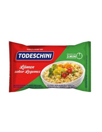 LAMEN TODESCHINI LEGUMES 85G