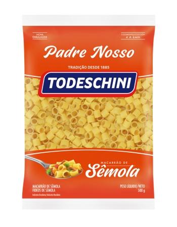 MAC TODESCHINI SEMOLA PADRE NOSSO 500G