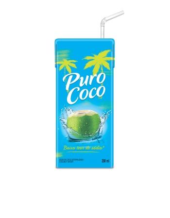 AGUA DE COCO MAGUARY PURO COCO 200ML