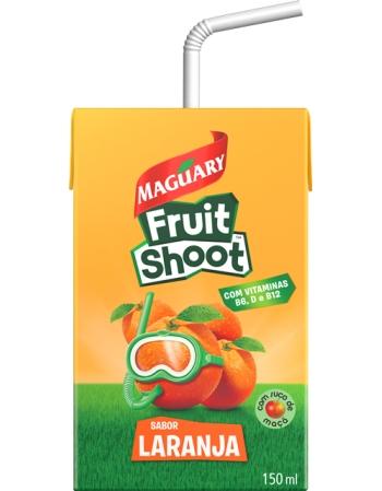 FRUIT SHOOT LARANJA 150ML
