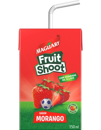 FRUIT SHOOT MORANGO 150ML