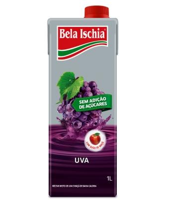 NECTAR BELA ISCHIA BX CALORIA UVA E MACA 1000ML