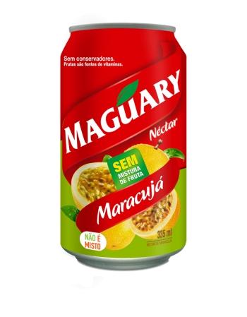 NECTAR MAGUARY LATA MARACUJA 335ML