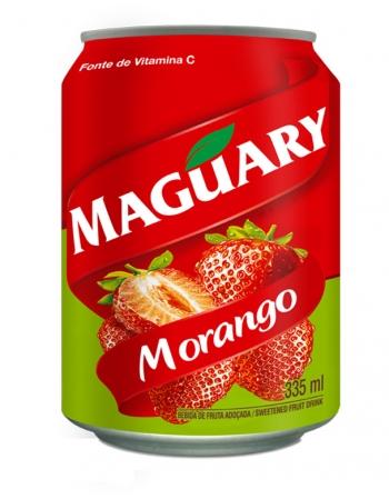 NECTAR MAGUARY LATA MORANGO 335ML