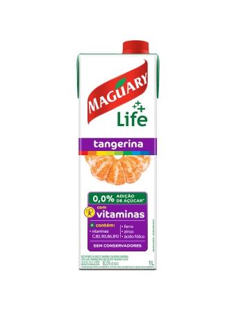 NECTAR MAGUARY LIFE TANGERINA 1000ML
