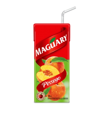 NECTAR MAGUARY PPB PESSEGO 200ML