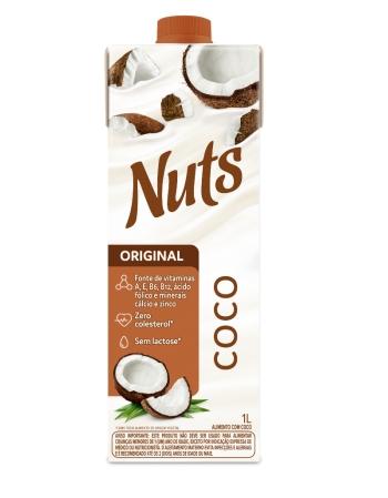 NUTS ALIMENTO C COCO 1000ML