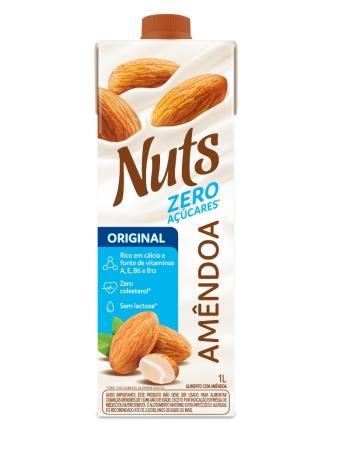 NUTS AMENDOA ORIGINAL ZERO 1000ML