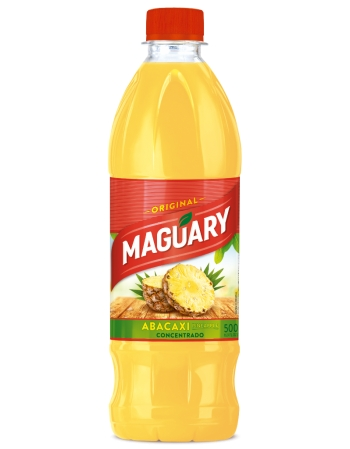 SUCO MAGUARY CONC ABACAXI 500ML