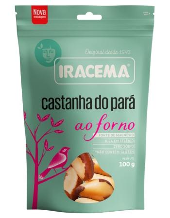 CASTANHA DO PARA IRACEMA POUCH 100G