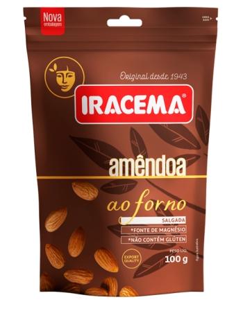 AMENDOA IRACEMA POUCH 100G