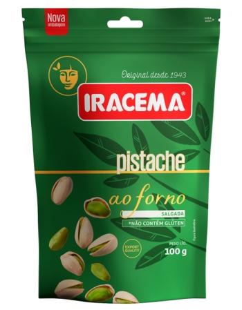 PISTACHE IRACEMA POUCH 100G