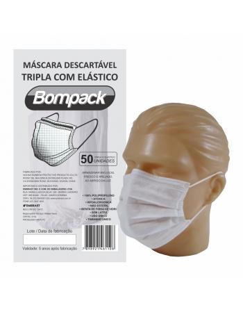 MASCARA BOMPACK TRIPLA 50UN