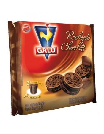 RECH GALO CHOCOLATE 345G