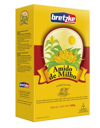 AMIDO DE MILHO BRETZKE 200G