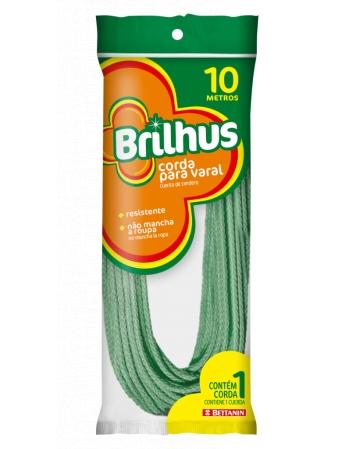 BRILHUS CORDA PARA VARAL PLAST 6UN