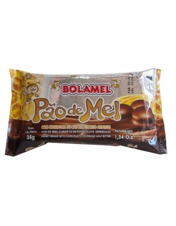 PAO DE MEL COB CHOC BOLAMEL 38G