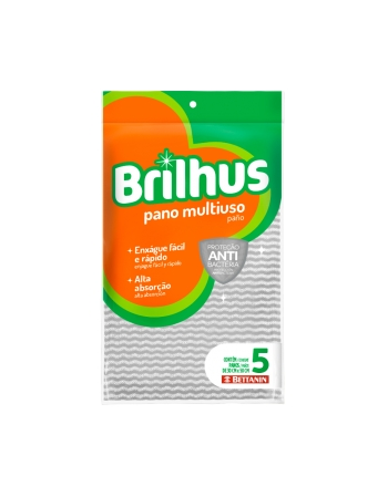 PANO BRILHUS MULTIUSO ALMOFADA