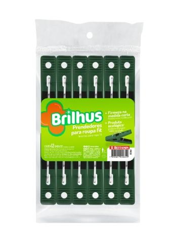 BRILHUS PRENDEDOR ARCO PLASTICO
