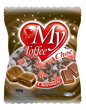 BALA MY TOFFEE CHOC CHOC 500G