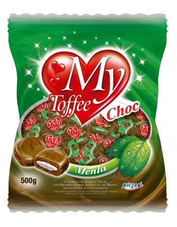 BALA MY TOFFEE CHOC MENTA 500G