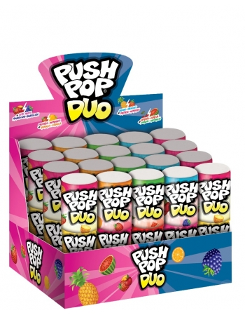 PUSH POP DUO DPL 20UN