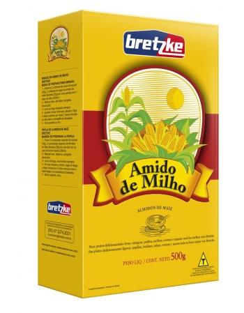 AMIDO DE MILHO BRETZKE 500G