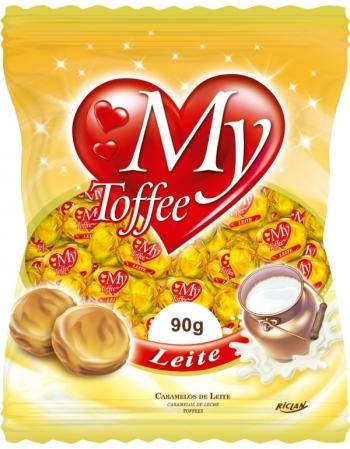 BALA MY TOFFEE LEITE 90G