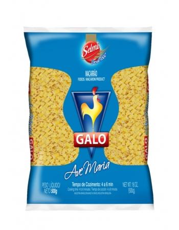 MAC GALO AZUL AVE MARIA 500G