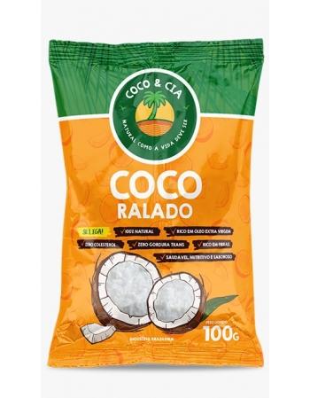 COCO RALADO INTEGRAL 100G