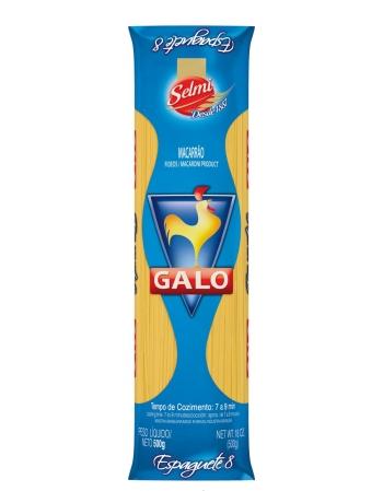 MAC GALO AZUL ESPAGUETE8 500G