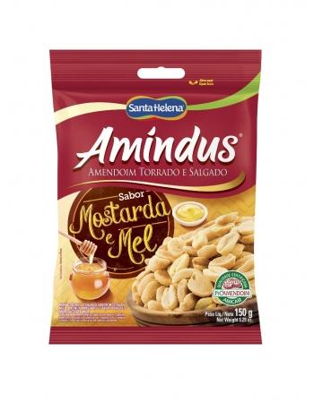 AMINDUS MOSTARDA E MEL 110G