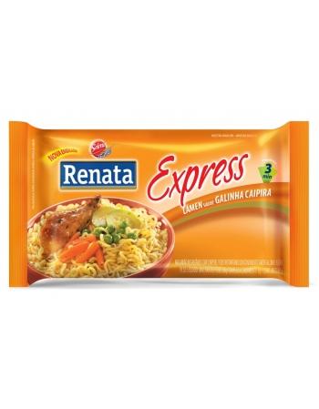LAMEN RENATA EXPRESS GALINHA CAIPIRA 85G