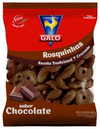 ROSQ GALO SHOW CHOCOLATE 400G