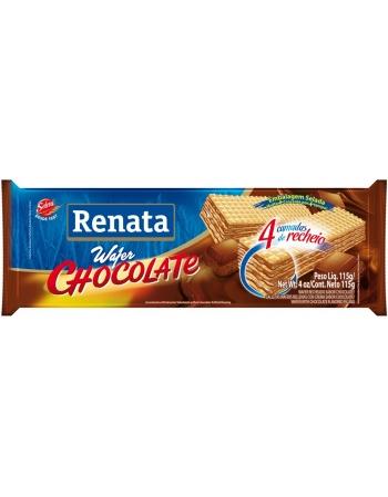 WAFER RENATA CHOCOLATE 115G