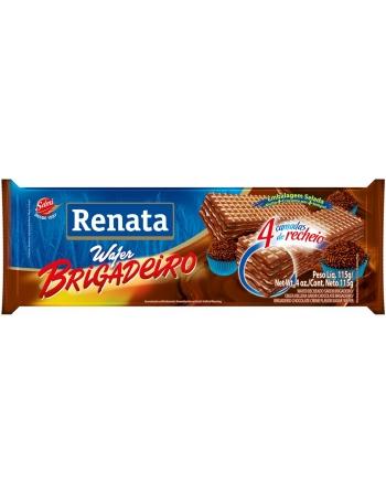 WAFER RENATA BRIGADEIRO 115G