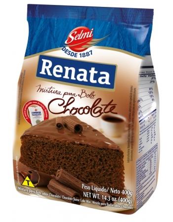 MISTURA BOLO RENATA CHOCOLATE 400G