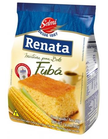 MISTURA BOLO RENATA FUBA 400G