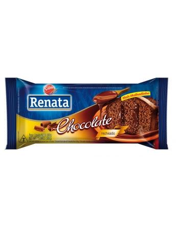 BOLO RENATA RECH CHOC C CHOCOLATE 300G