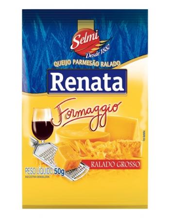 QUEIJO RALADO RENATA PARMESAO 50G