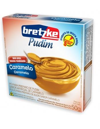 PUDIM BRETZKE CARAMELO 50G