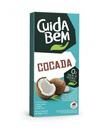 CUIDA BEM COCADA DISP 60G