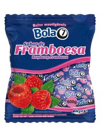BALA MAST BOLA 7 FRAMBOESA 600G