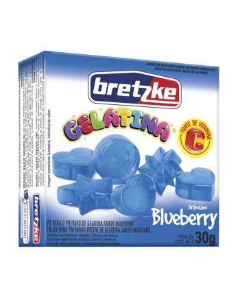 GELATINA BRETZKE BLUEBERRY 30G