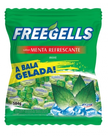 BALA FREEGELLS MENTA 584G