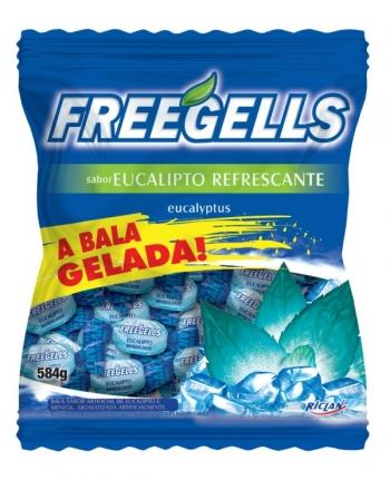 BALA FREEGELLS EUCALIPTO 584G