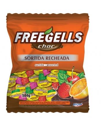 BALA FREEGELLS CHOC SORTIDA 584G