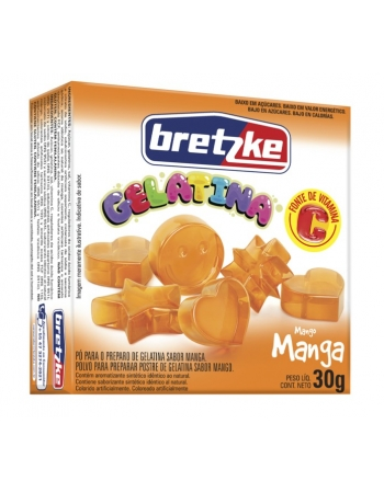 GELATINA BRETZKE MANGA 30G